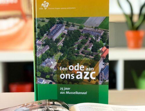 COA AZS 25 jaar Jubileumboek musselkanaal